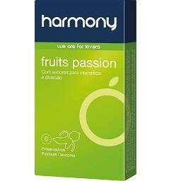 Preservativo Fruit Passion