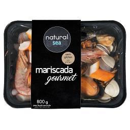 Mariscada gourmet