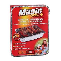 Barbecue Instantâneo Plus