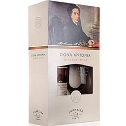 Vinho do Porto Dona Antónia Tawny