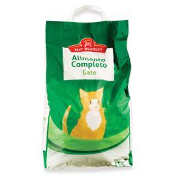 Alimento Seco p/ Gato Croquetes