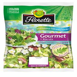 Salada Gourmet com Rúcula