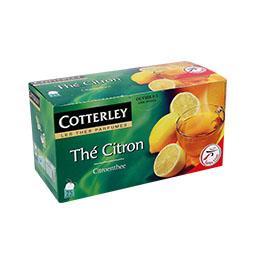 Chá de limão 25 saquetas