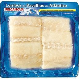 Lombos de Bacalhau do Atlântico