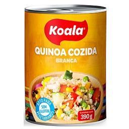 Quinoa cozida branca