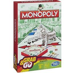 Jogo de Viagem, Monopoly