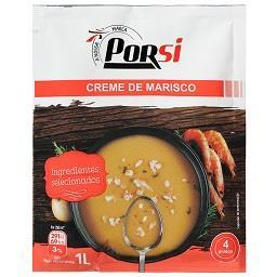 Sopa Creme de Marisco