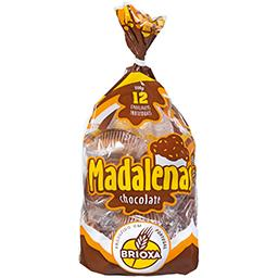 Madalenas de Chocolate
