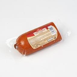 Salsichão de alho fumado