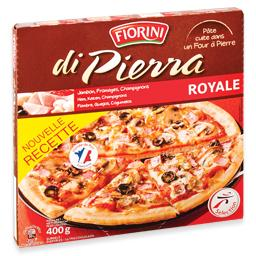 Pizza royale di pierra