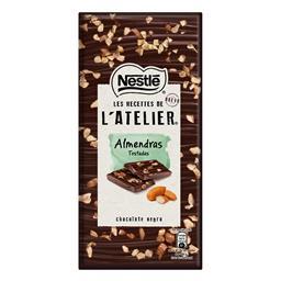 Tablete de chocolate negro com amêndoas L' atelier