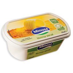 Manteiga sem sal