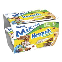 Iogurte mix-in nesquik