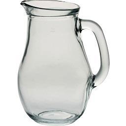 Jarro de vidro 1 litro