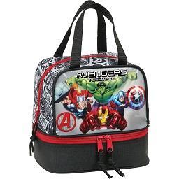 Lancheira Avengers heroes