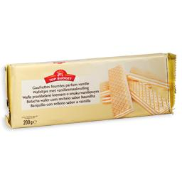 Wafer baunilha 200g