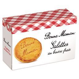Galettes Manteiga
