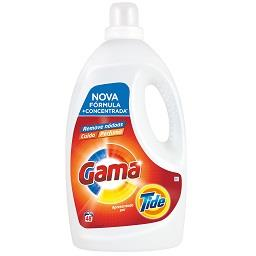Detergente líquido máquina roupa original Gama
