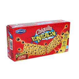 Bolachas chiquilin energy