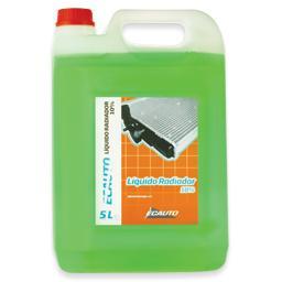 Líquido refrigerante, verde 10%