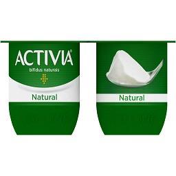 Iogurte activia natural