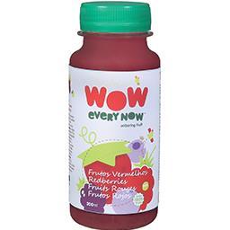 Sumo 100% Natural Frutos Vermelhos