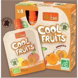 Cool fruits maçã/pêssego/alperce