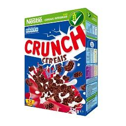 Cereais crunch 375g