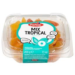 Mix de frutos tropicais