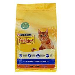 Ração para gato esterilizado com peru