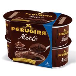 Mousse cremosa perugina chocolate leite