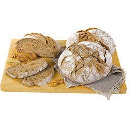 Pão Centeio com Nozes