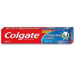 Dentífrico proteção caries