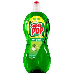Detergente manual para loiça, maçãs