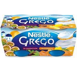 Iogurte Grego Maracujá/Citrinos