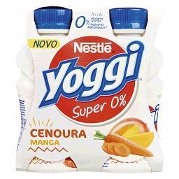 Yoggi spr 0% mang cenour 4x160g