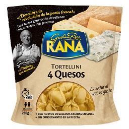 Tortellini 4 queijos