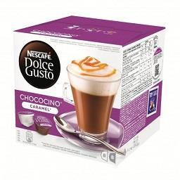 Cápsulas dolce gusto Chococino Caramelo