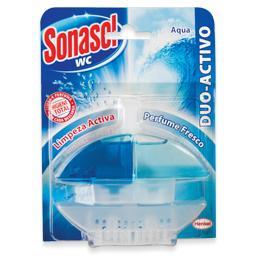 Bloco sanitário líquido, aqua