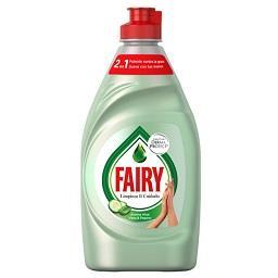 Detergente liquido da loiça aloe vera