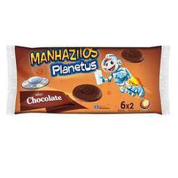 Manhãzitos chocolate