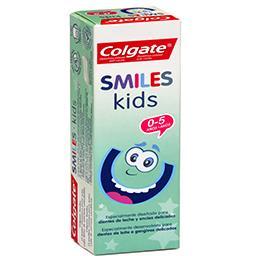 Dentifríco Smiles Kids 0-5 Anos