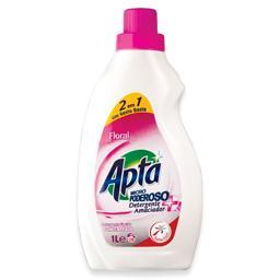 Detergente de máquina para roupa concentrado, 2 em 1...