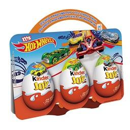 Kinder surpresa joy 3x20 g