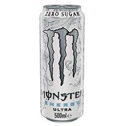 Bebida energética ultra white