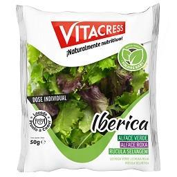 Salada ibérica