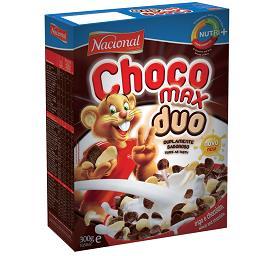Cereais choco max duo