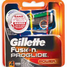 Carregador fusion proglide power, 4 unidades