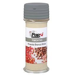 Pimenta branca moída