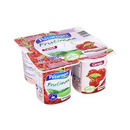 Iogurte pedaços frutimax cereja